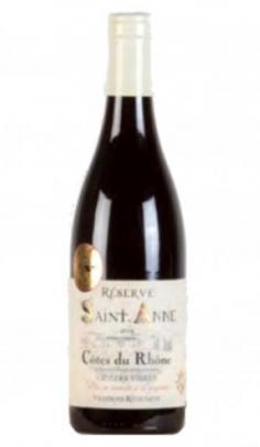 Côtes du Rhône Rèserve S. Anne Domaine Sainte-Anne