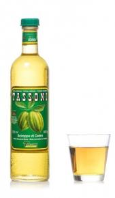 Sciroppo Tassoni Cedro 720 ml Tassoni