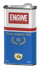 Gin Engine 50cl Dalla Mora & Partners