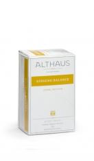 Infuso di erbe Ginseng Balance Althaus x 20 Althaus