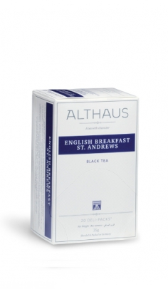 The nero English Breakfast St.Andrews Althaus x 20 Althaus