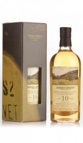 Aberfeldy Whisky 10 Years Old Hidden Spirits 70cl Hidden Spirits