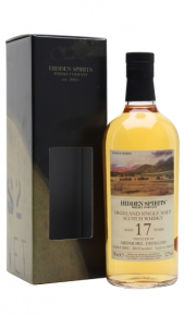 Ardmore Whisky 17 Years Old Hidden Spirits 70cl Hidden Spirits