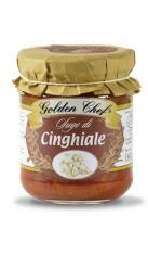 Golden Chef Sugo di Cinghiale 180gr Le Bontà