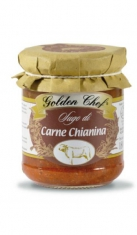 Golden Chef Sugo di Chianina 180gr Le Bontà