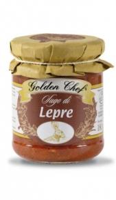 Golden Chef Sugo di Lepre 180gr Le Bontà