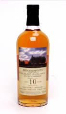 Glen Ord 10y 9/20 53.3% 0.70 Hidden Spirits