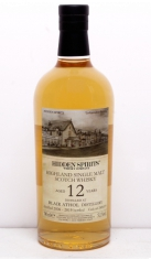 Blair Athol Bourbon Cask Whisky 12y 0.70 Hidden Spirits