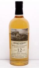 Blair Athol Bourbon Cask Whisky 12y 0.70 Hidden Spirits