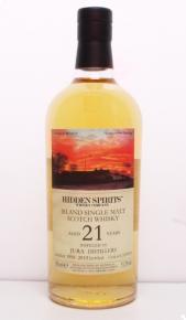 Jura 21y 1998/2019 Whisky 0.70 Hidden Spirits