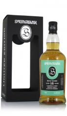 Springbank 15Y Rum Wood Springbank