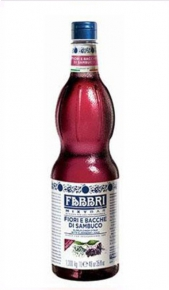 Fabbri Cocktail MixyBar Fiori Bacche di Sambuco  1.3 kg Fabbri