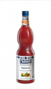 fabbri Cocktail MixyBar Papaya 1.3 kg Fabbri