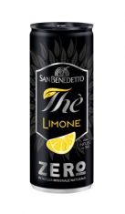The San Benedetto Zero Limone 0,33 cl lattina x 6 San Benedetto