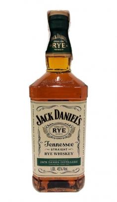Jack Daniel's Rye 1 lt Jack Daniel's