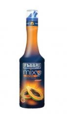 Fabbri MixyFruit Papaya 1,3 KG Fabbri