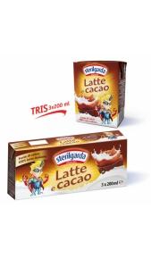 Merendix Latte e Cacao brick 200ml x3 Sterilgarda