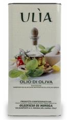 Olio di Oliva latta 5lt Oleificio di Moniga
