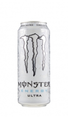 Monster Energy Drink Ultra Zero 0.355 Lattina Monster