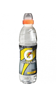 Gatorade Lemon Ice 0.50 lt Gatorade