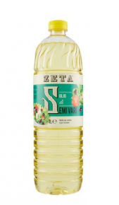 Olio di Semi vari Zeta 1lt Oleificio Zucchi