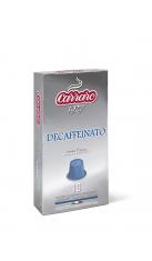 Cialde Decaffeinato X10 compatibile NESPRESSO® Carraro
