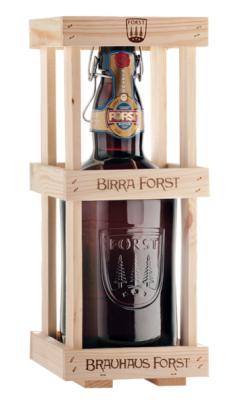 Birra Forst Sixtus 2 lt confezione regalo online