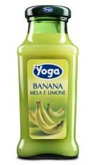 Succo Yoga BANANA ml 200 x 24 Conserve italia