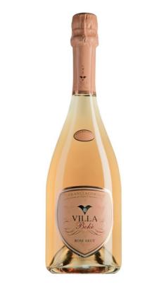 """Franciacorta Rosé """"Boké"""" Villa Franciacorta"""
