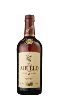 Rum Abuelo 7 Anos 0.70 Ron Abuelo