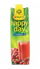 Happy Day Cranberry 1 lt Rauch