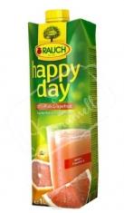 Happy Day Pompelmo Rosa 1 lt Rauch