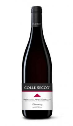 Colle Secco Montepulciano d'Abruzzo DOP Tollo Cantina Tollo