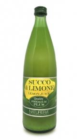 Succo di Limone Premium Plus 1lt Naturera