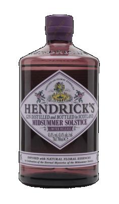 Gin Hendrick's Mid Summer Solstice  0.70 lt Hendrick's