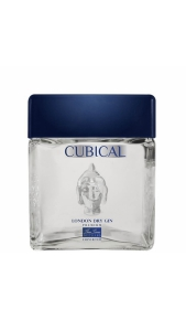 Gin Cubical Botanic Premium 0,70 lt