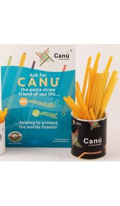 Canù Cannucce di pasta biologica senza glutine 3Kg Campo Soc. Coop.