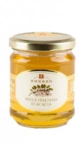 Miele Italiano di Acacia Brezzo 250gr Apicultura Brezzo