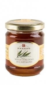 Miele Italiano di Castagno Brezzo 250gr Apicultura Brezzo