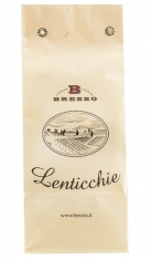 Lenticchie Brezzo in sacchetto di carta 500gr Apicultura Brezzo