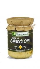 I Toscanacci Patè Crostino Carciofi 130gr Le Bontà