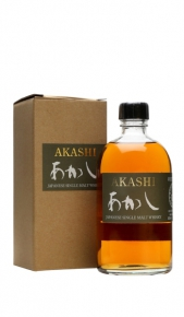 Akashi Japanese SIngle Malt Whisky  0.50 lt Akashi