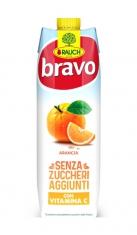 Bravo 1 lt Arancia senza Zuccheri Rauch