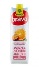 Bravo 1 lt Arancia & Passion senza zuccheri Rauch