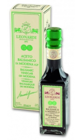 Aceto Balsamico Leonardi 2 medaglie Verde 250ml Acetaia Leonardi