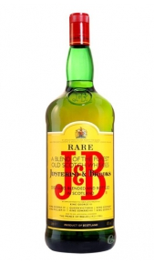 Scotch Whisky J&B 3 lt J&B