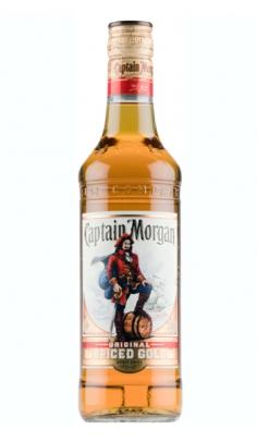 Rum Captain Morgan Spiced Gold 3 lt Captain Morgan