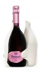 Champagne Brut Rosé 0,75 lt con astuccio Ruinart