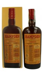 Rum Hampden Estate Overproof 60° 0,70