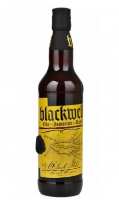 Blackwell Fine Jamaican Rum 40° cl.70 Jamaica Chris Blackewll
